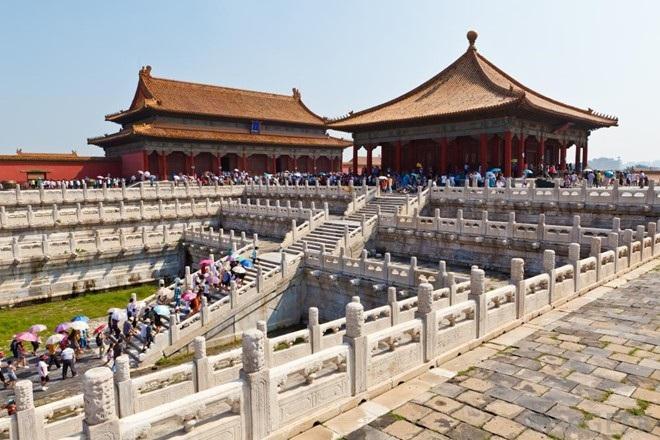 Sự thật về Tử Cấm Thành ở Trung Quốc